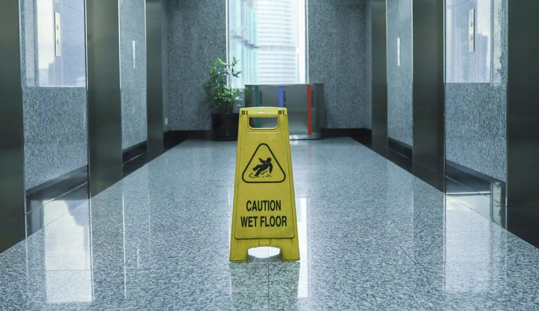 How to care for your polished concrete floor